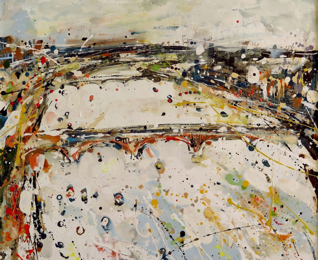 Andrew Hood, Bridge Across the Thames