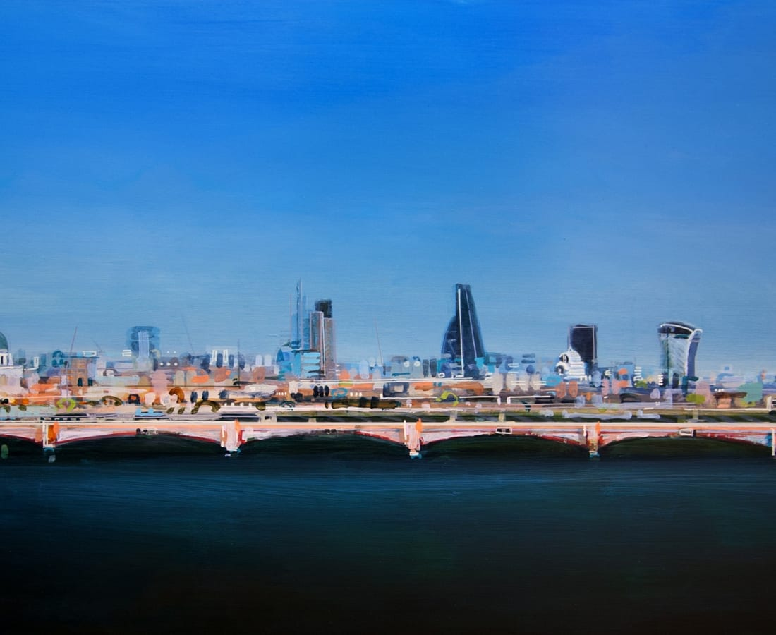 Christopher Farrell, Thames 2, 2017