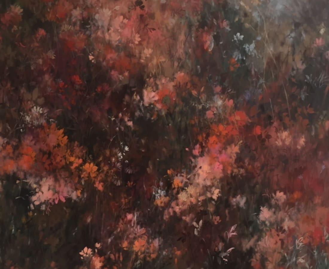 Fletcher Prentice, Autumn Garden, 2017