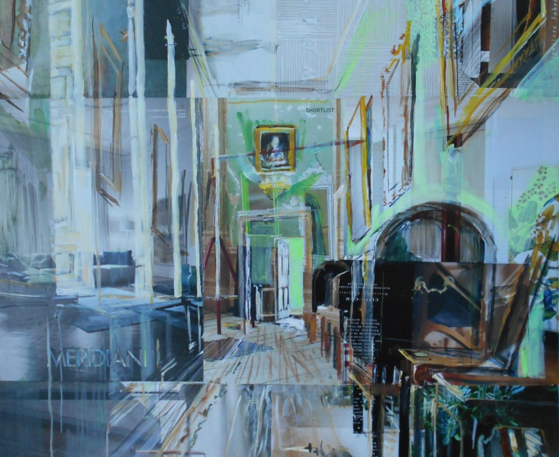 Alison Pullen, South Corridor, Osterley Park House, 2018