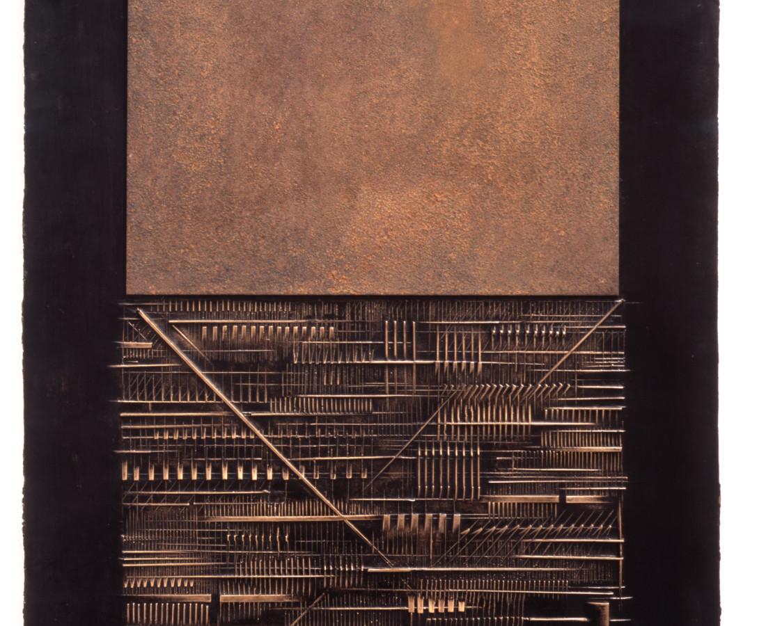 Arnaldo Pomodoro, Cronaca 3: Ugo Mulas, 1976
