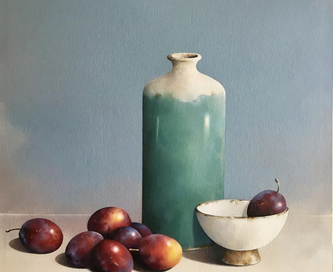 Susan Cairns, Plums