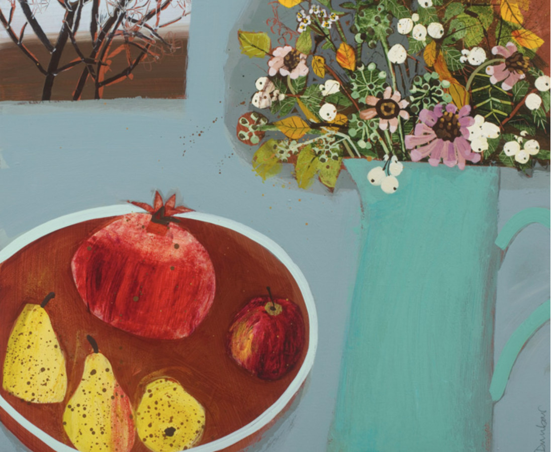 Emma Dunbar, Fruit and Flowers