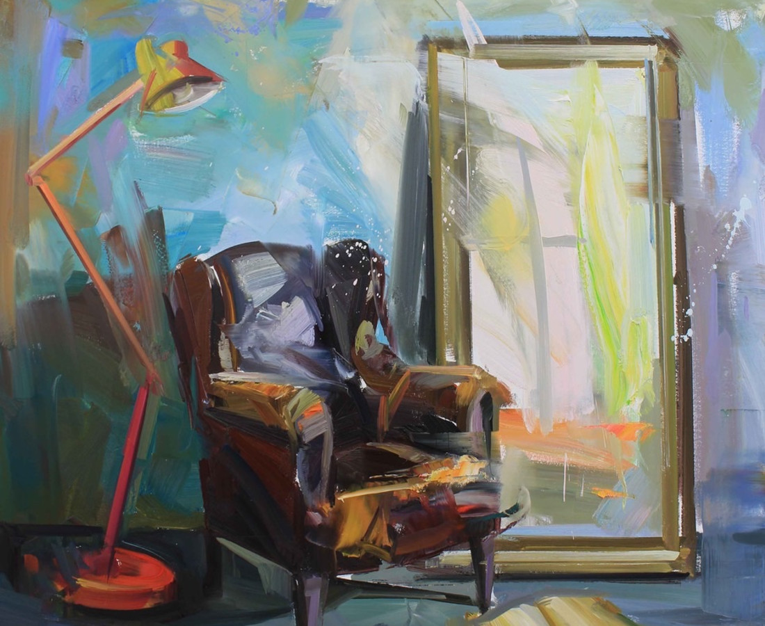 Paul Wright, The Doorbell Rings