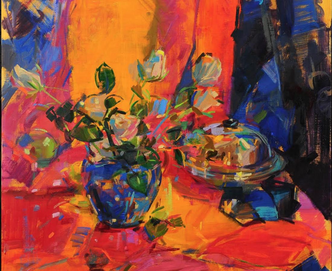 Peter Graham, Summer Roses II