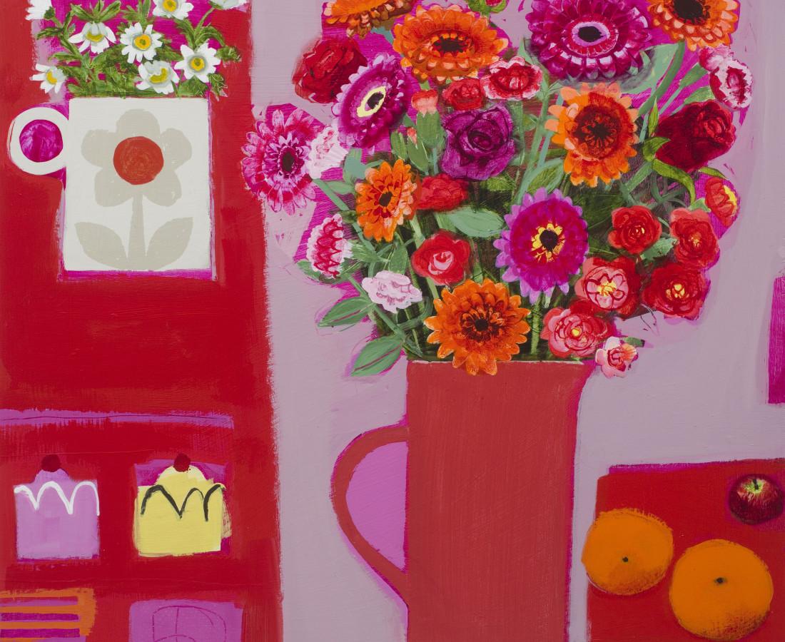 Emma Dunbar, Camilla's Birthday Flowers