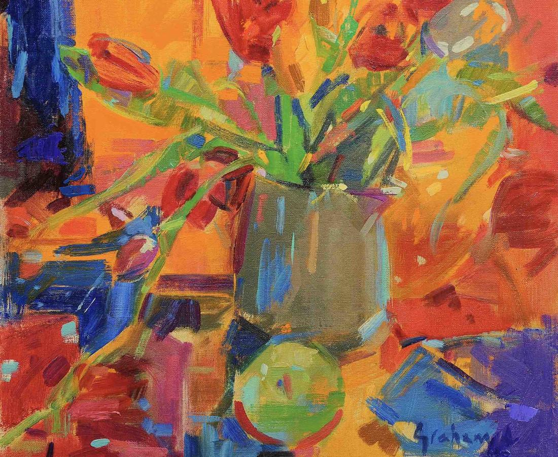 Peter Graham, Tulips