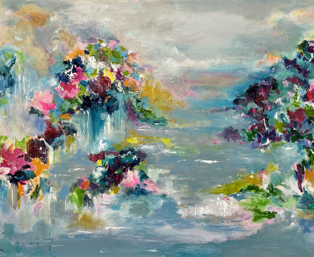 Linda Franklin, The Flower Isles