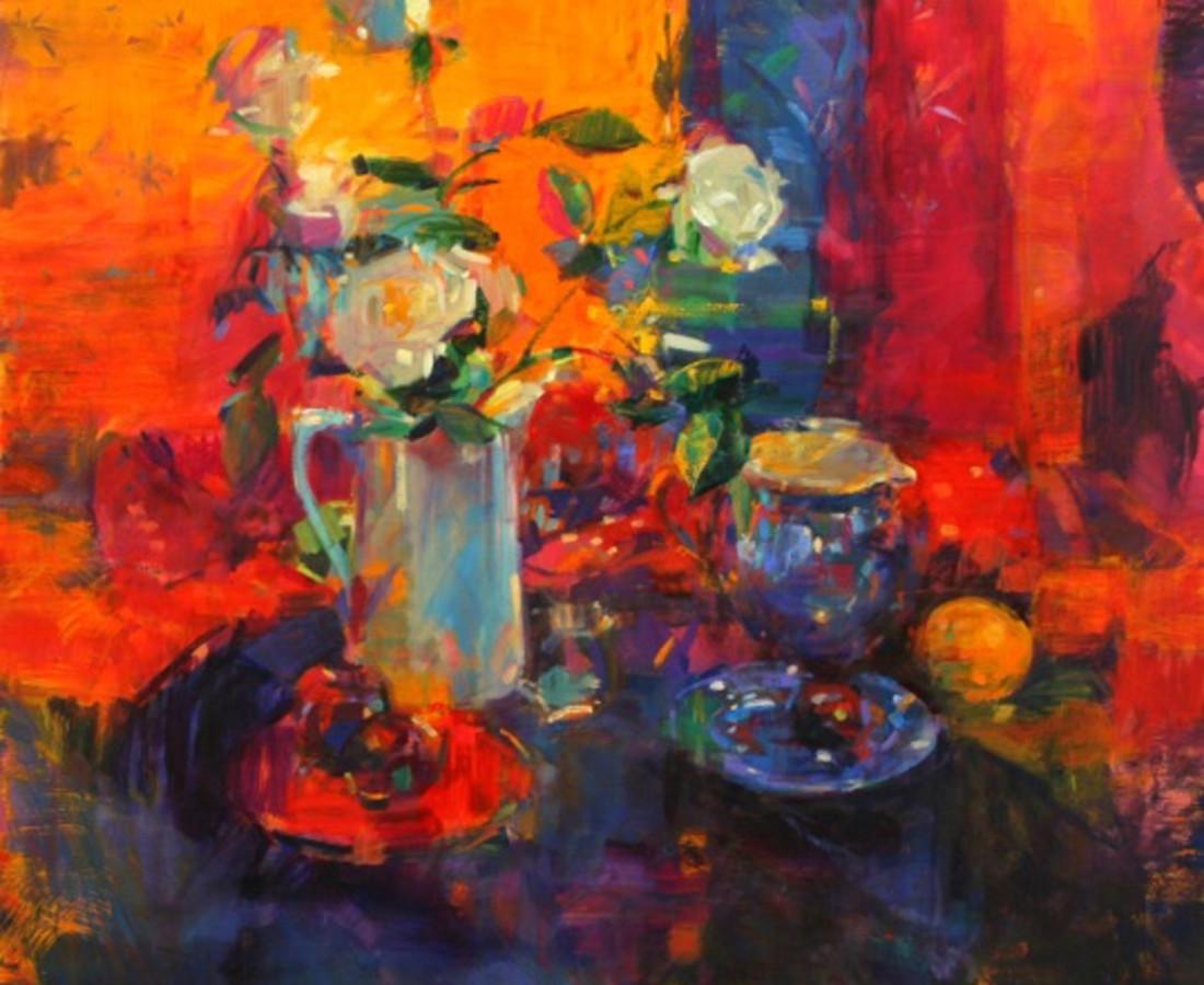 Peter Graham, Summer Roses