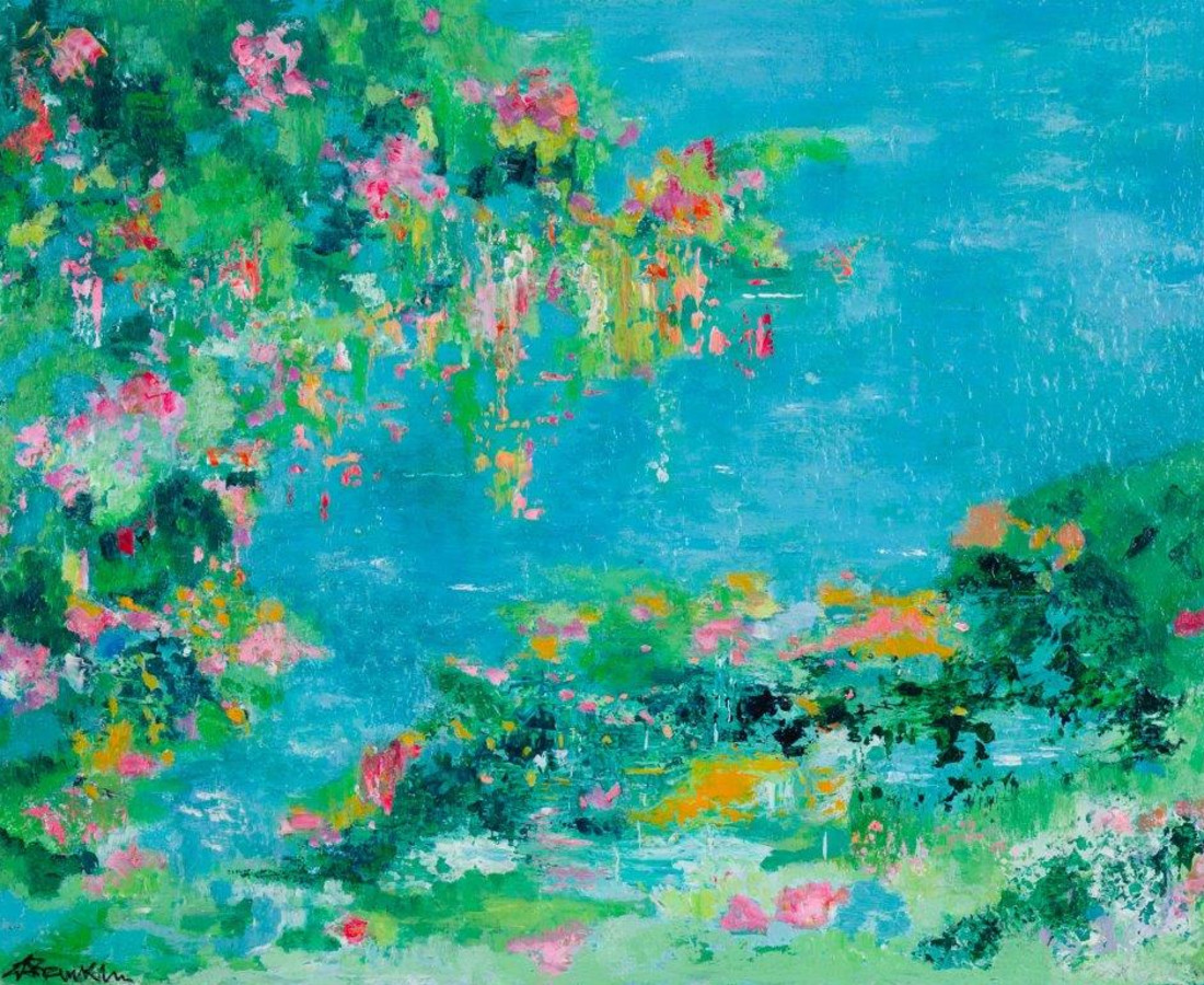 Linda Franklin, Gardens to the Sea
