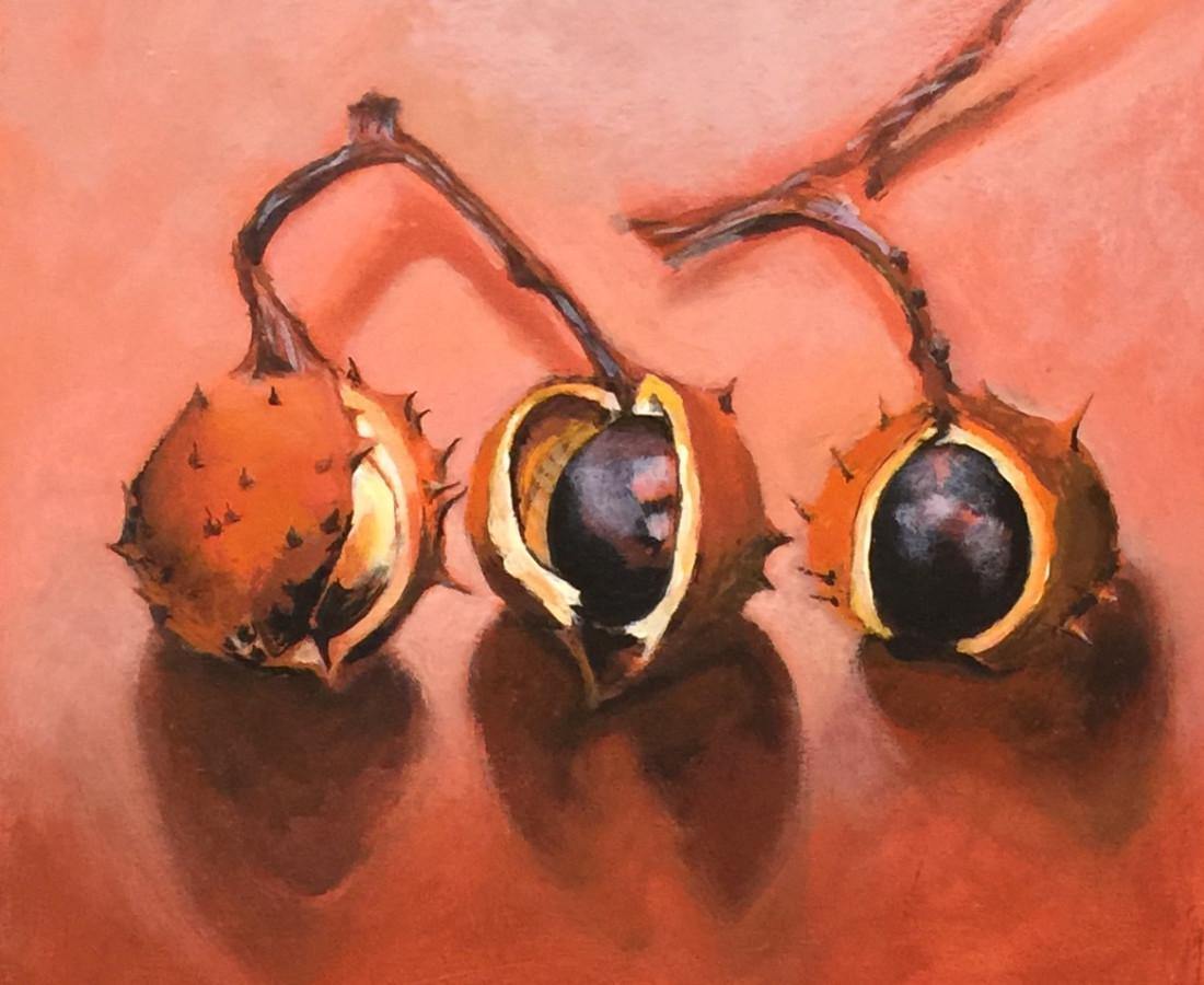 Joyce Pinch, Horse Chestnuts