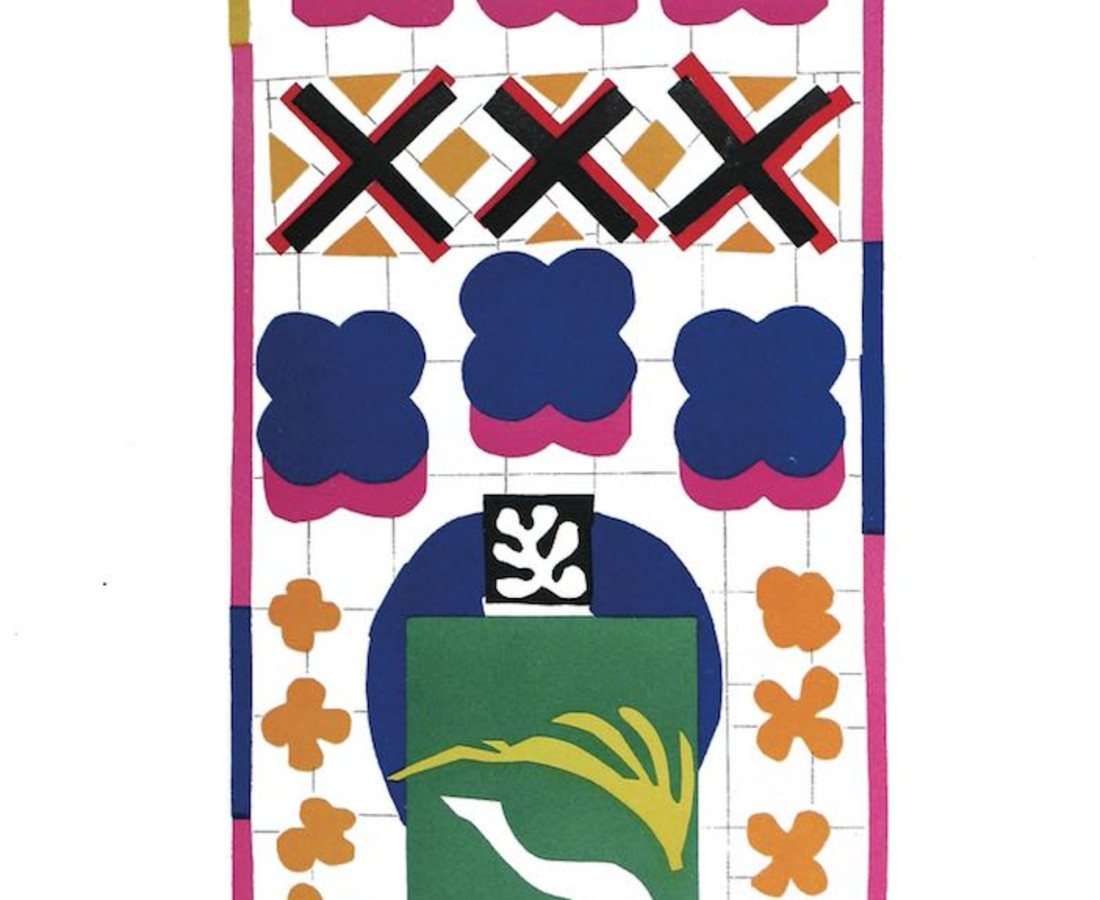 Henri Matisse, Lithographs and Vintage Posters, Poissons Chinois - The Last Works of Henri Matisse, 1954
