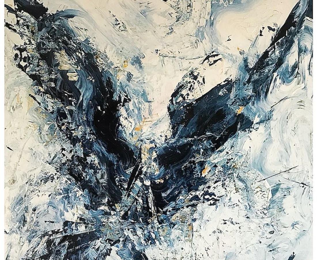 Daniel Hooper, The Raven, 2017