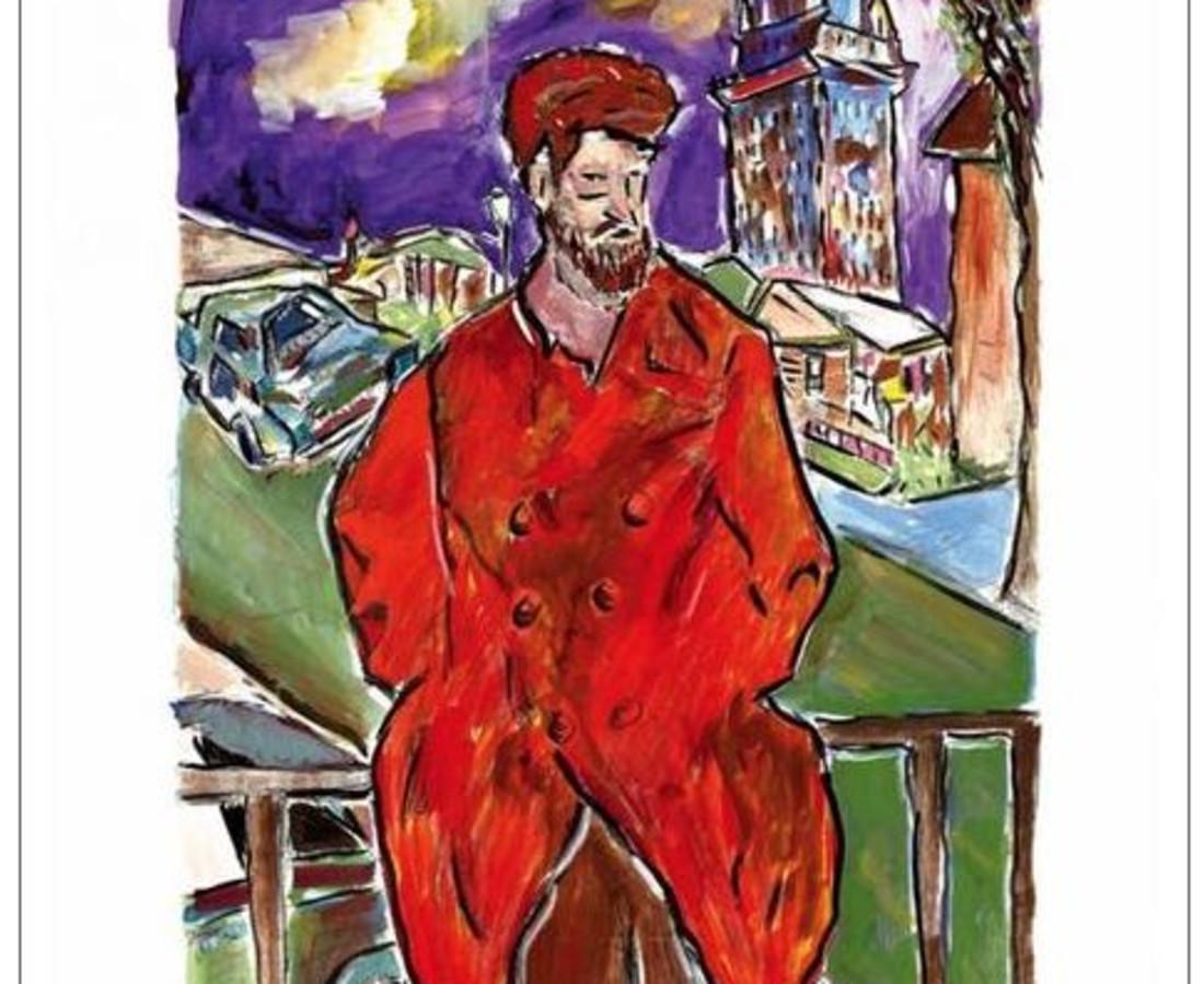 <span class=&#34;artist&#34;><strong>Bob Dylan</strong></span>, <span class=&#34;title&#34;><em>Man On A Bridge (medium format)</em>, 2008</span>