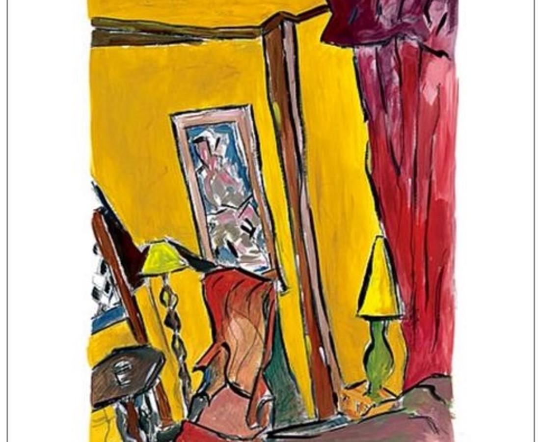 <span class=&#34;artist&#34;><strong>Bob Dylan</strong></span>, <span class=&#34;title&#34;><em>Bragg Apartment</em>, 2008</span>