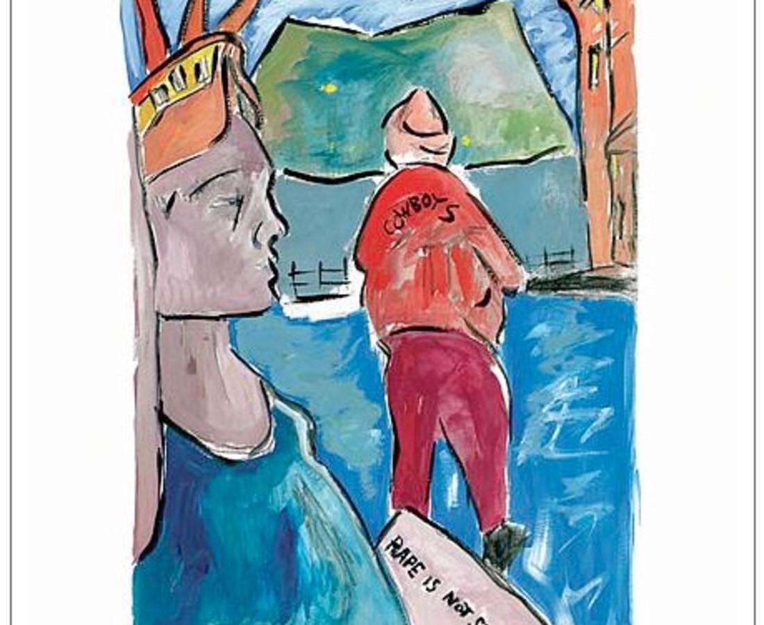 <span class=&#34;artist&#34;><strong>Bob Dylan</strong></span>, <span class=&#34;title&#34;><em>Statue Of Liberty</em>, 2008</span>