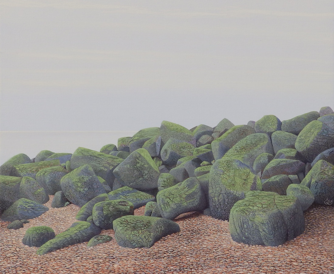 Reinder Ourensma, Sinkesloat - Ameland II, 2018