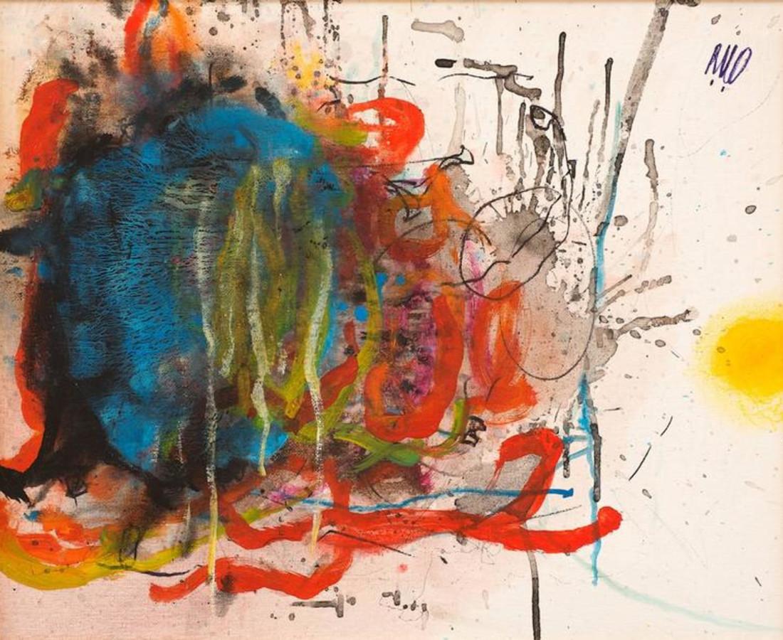 <span class=&#34;artist&#34;><strong>Roger Van Ouytsel</strong></span>, <span class=&#34;title&#34;><em>On Tribal Land II</em>, 2016</span>