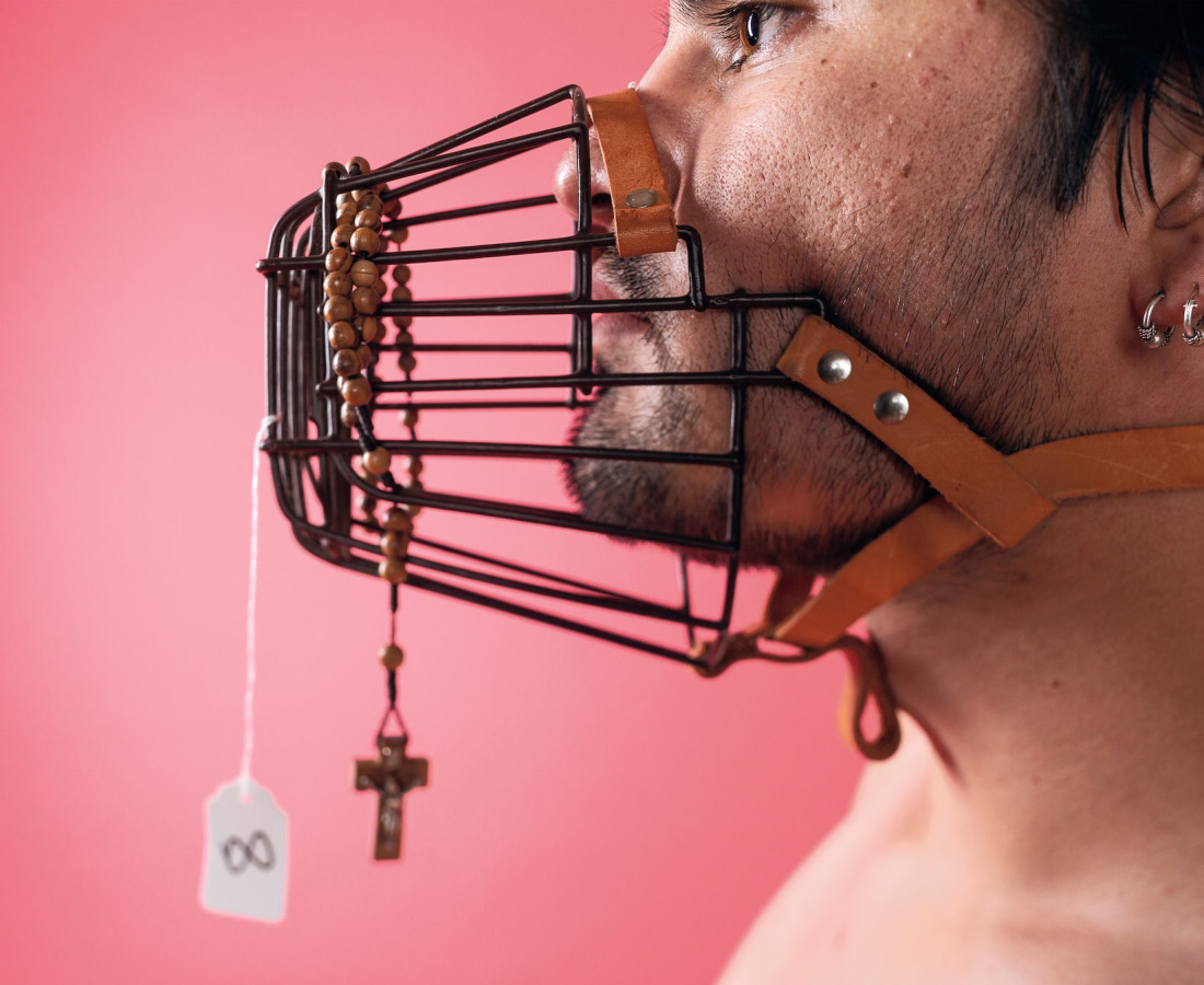 Zachary L. Taylor, Muzzled, 2018
