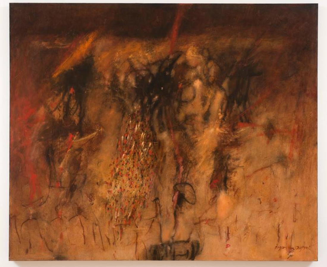 <span class=&#34;artist&#34;><strong>Roger Van Ouytsel</strong></span>, <span class=&#34;title&#34;><em>Harvest</em>, 2014</span>