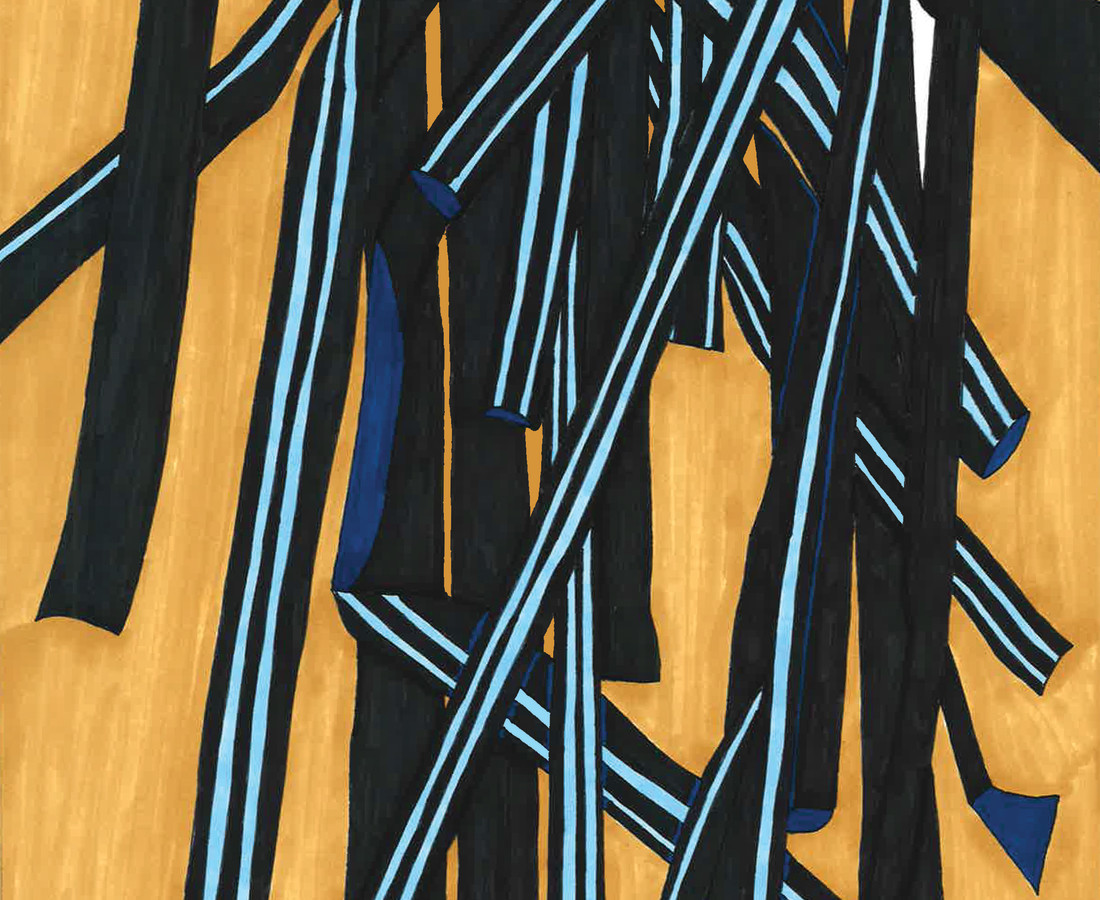 <span class=&#34;artist&#34;><strong>Liz Brindley</strong></span>, <span class=&#34;title&#34;><em>Drip</em>, 2018</span>