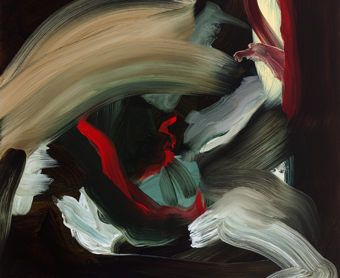 Elise Ansel, Calling IV, (after Caravaggio), 2015