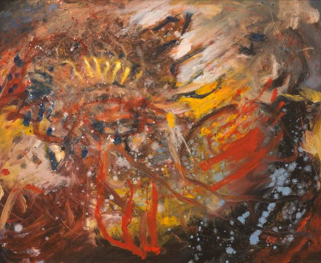 <span class=&#34;artist&#34;><strong>Roger Van Ouytsel</strong></span>, <span class=&#34;title&#34;><em>King Lear</em>, 2016</span>