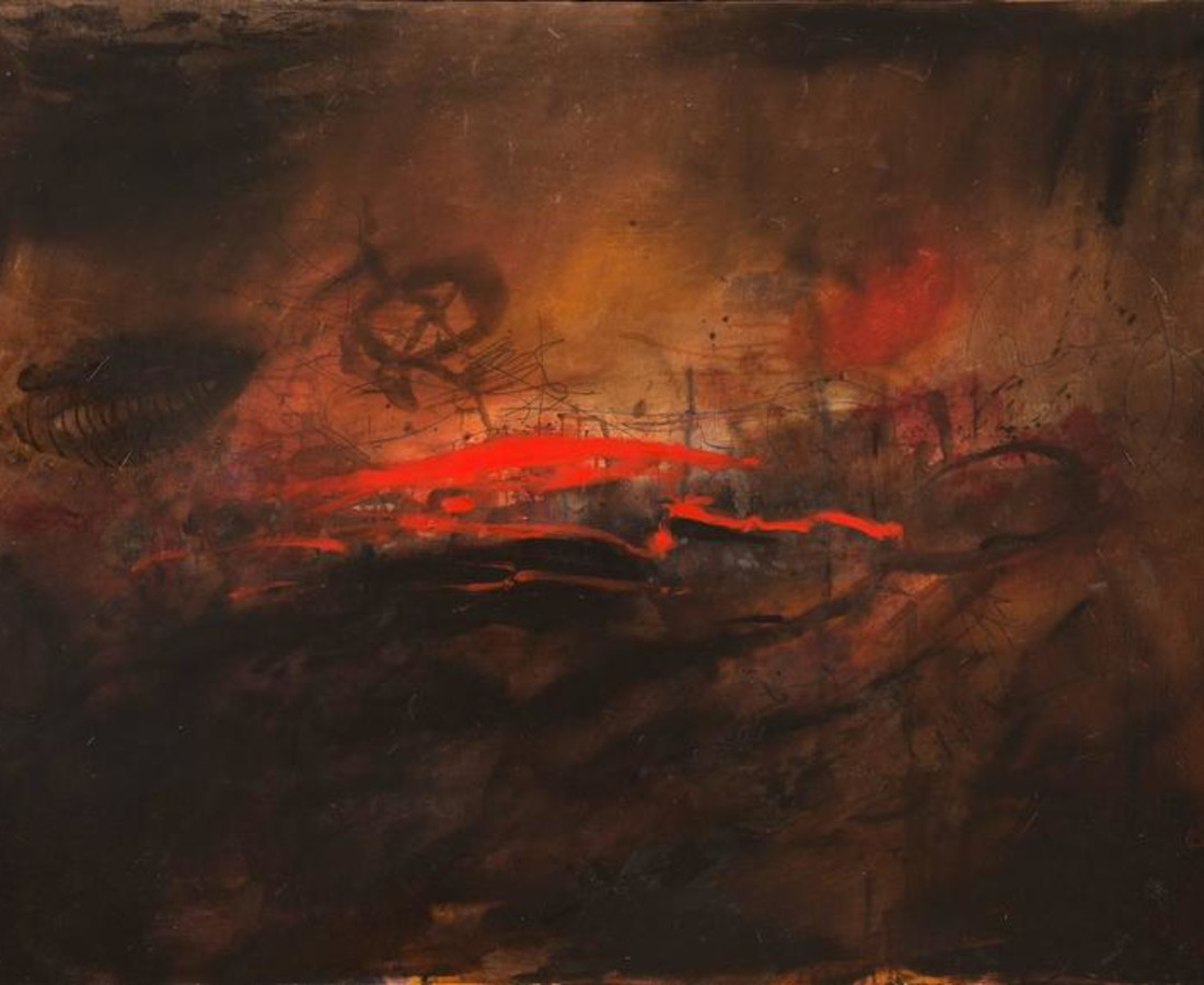 <span class=&#34;artist&#34;><strong>Roger Van Ouytsel</strong></span>, <span class=&#34;title&#34;><em>Aleppo</em>, 2017</span>