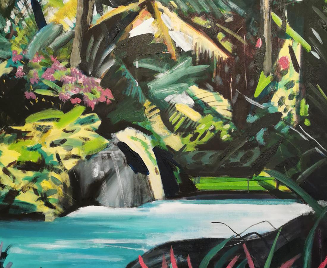 Lucy Smallbone, Tropic, 2021