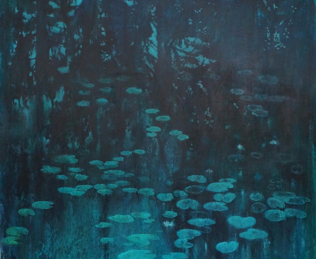 <span class=&#34;artist&#34;><strong>Herman Lohe</strong></span>, <span class=&#34;title&#34;><em>Untitled Night</em>, 2015</span>