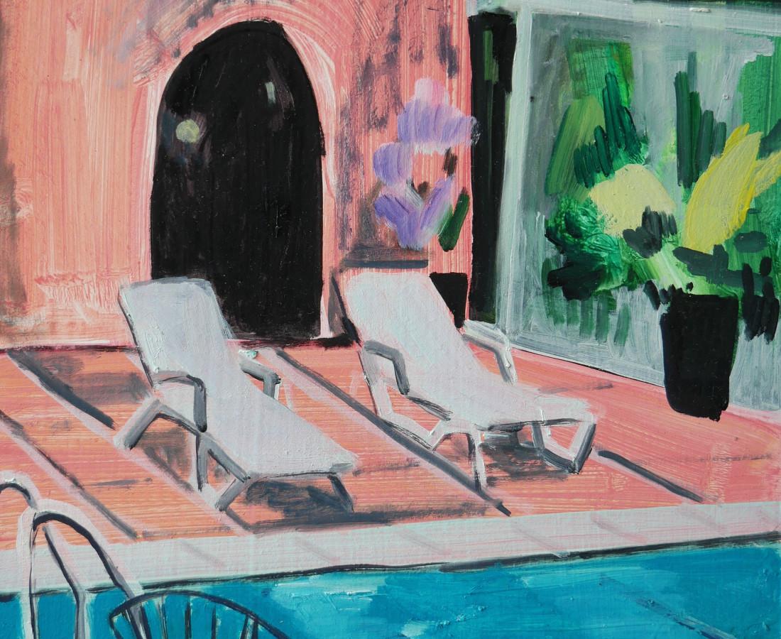 Lucy Smallbone, The Serpent - Study, 2021