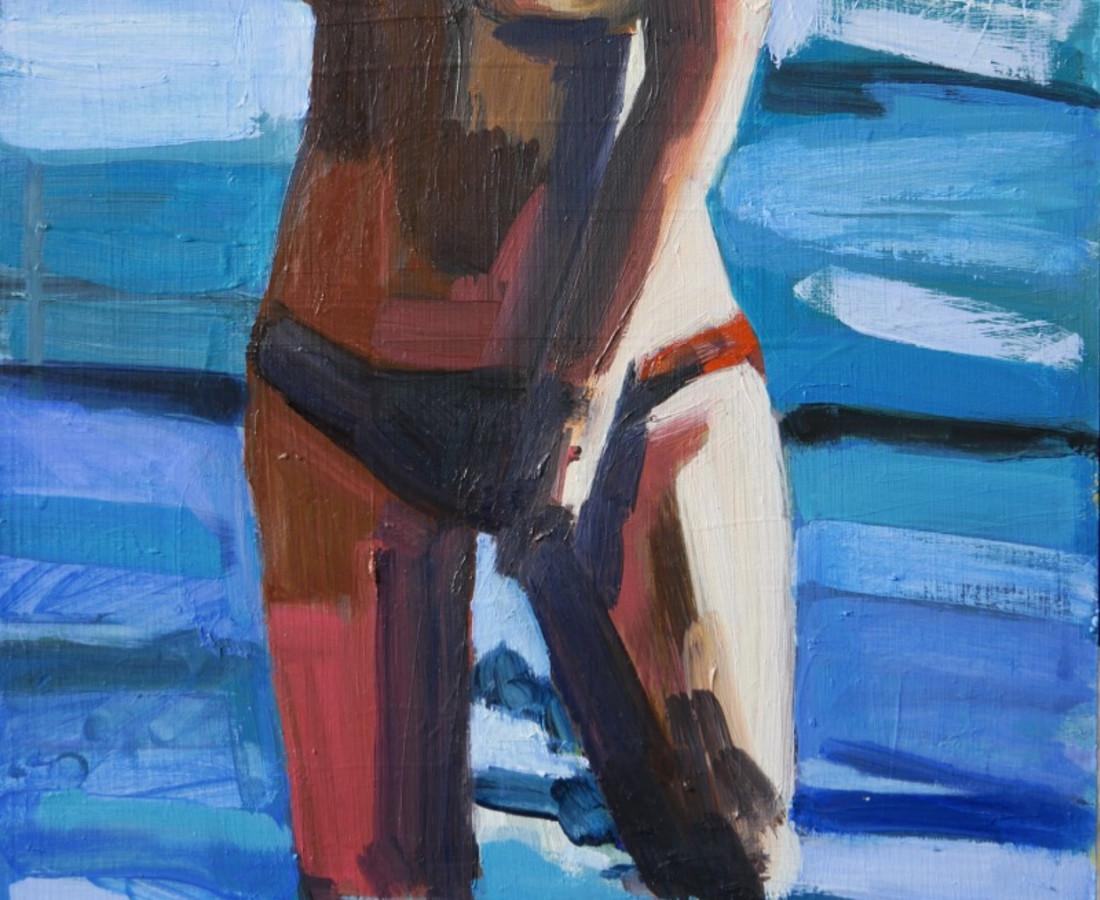 Lucy Smallbone, Beach, 2021