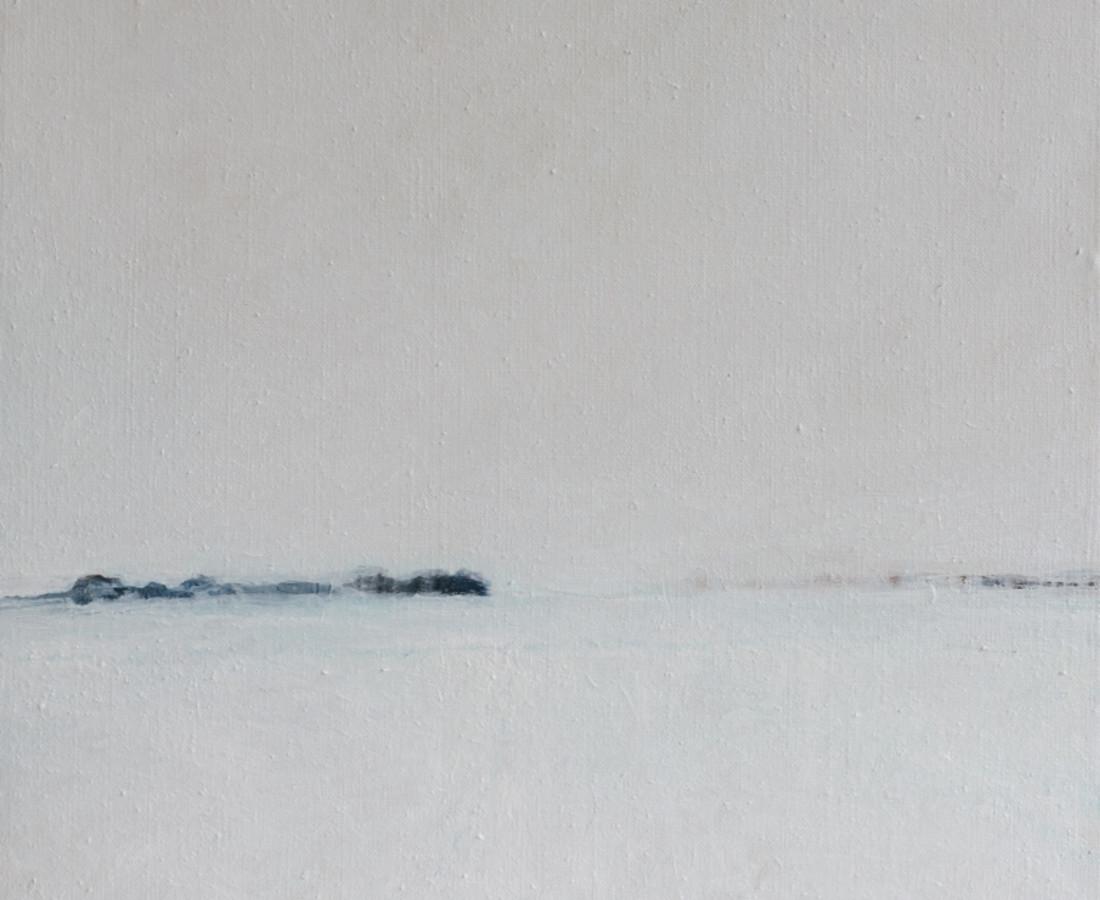 Herman Lohe, A winter's day in Uppland, 2019