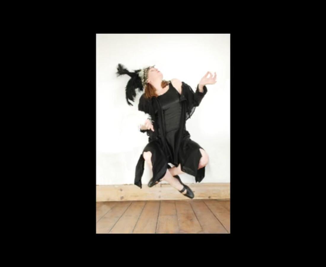Nicole Wassall, Channelling Baroness von Dada (part 3) , 2017