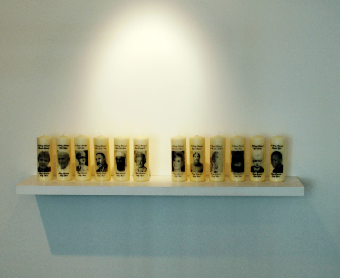 <span class=&#34;artist&#34;><strong>Nicole Wassall</strong></span>, <span class=&#34;title&#34;><em>The Last Supper</em>, 2008</span>