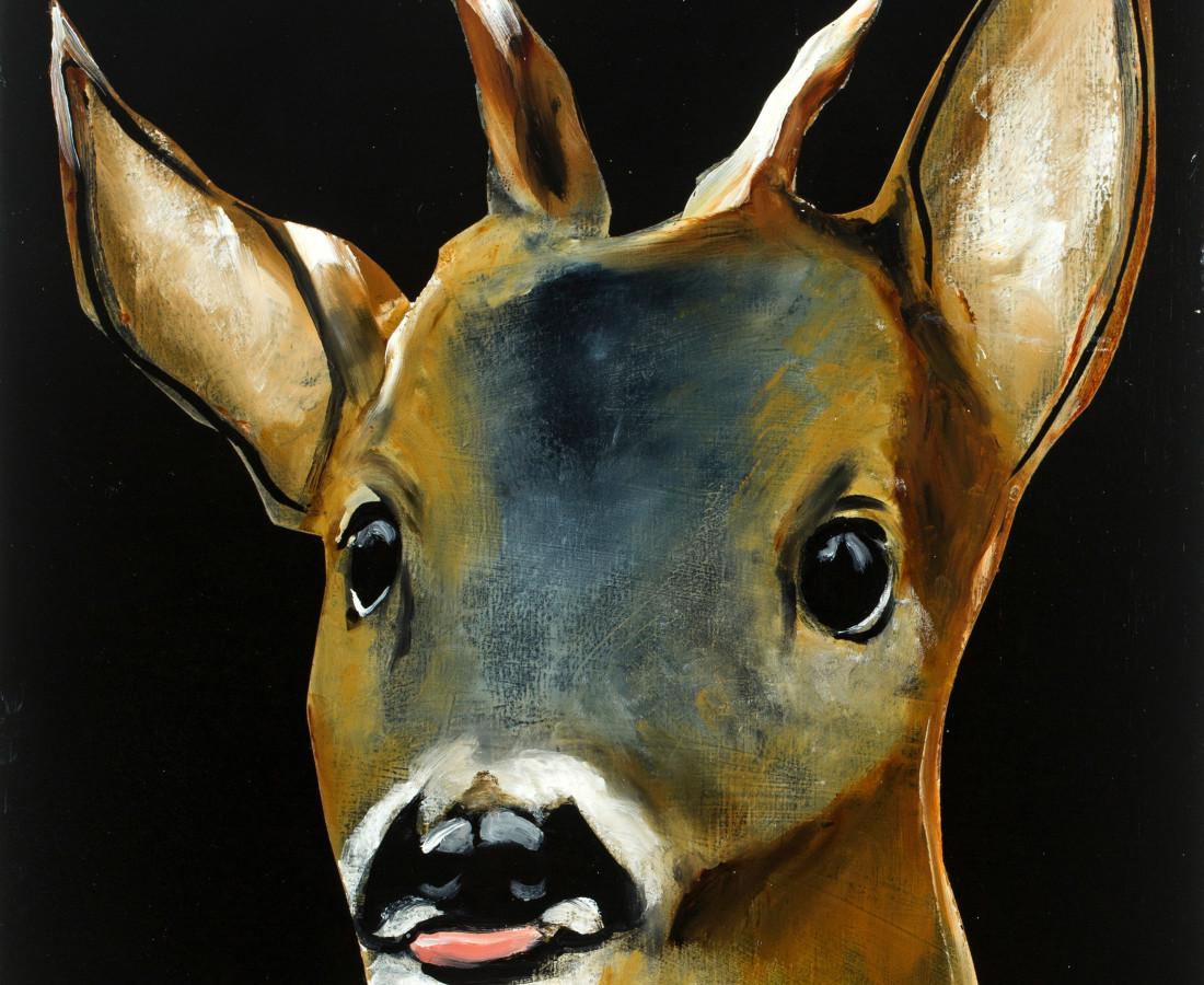 Matthew Dennison, Deer, 2020