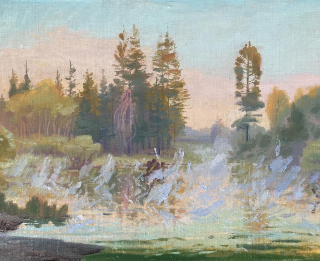 Gabriel Liston, Headwaters, 2021