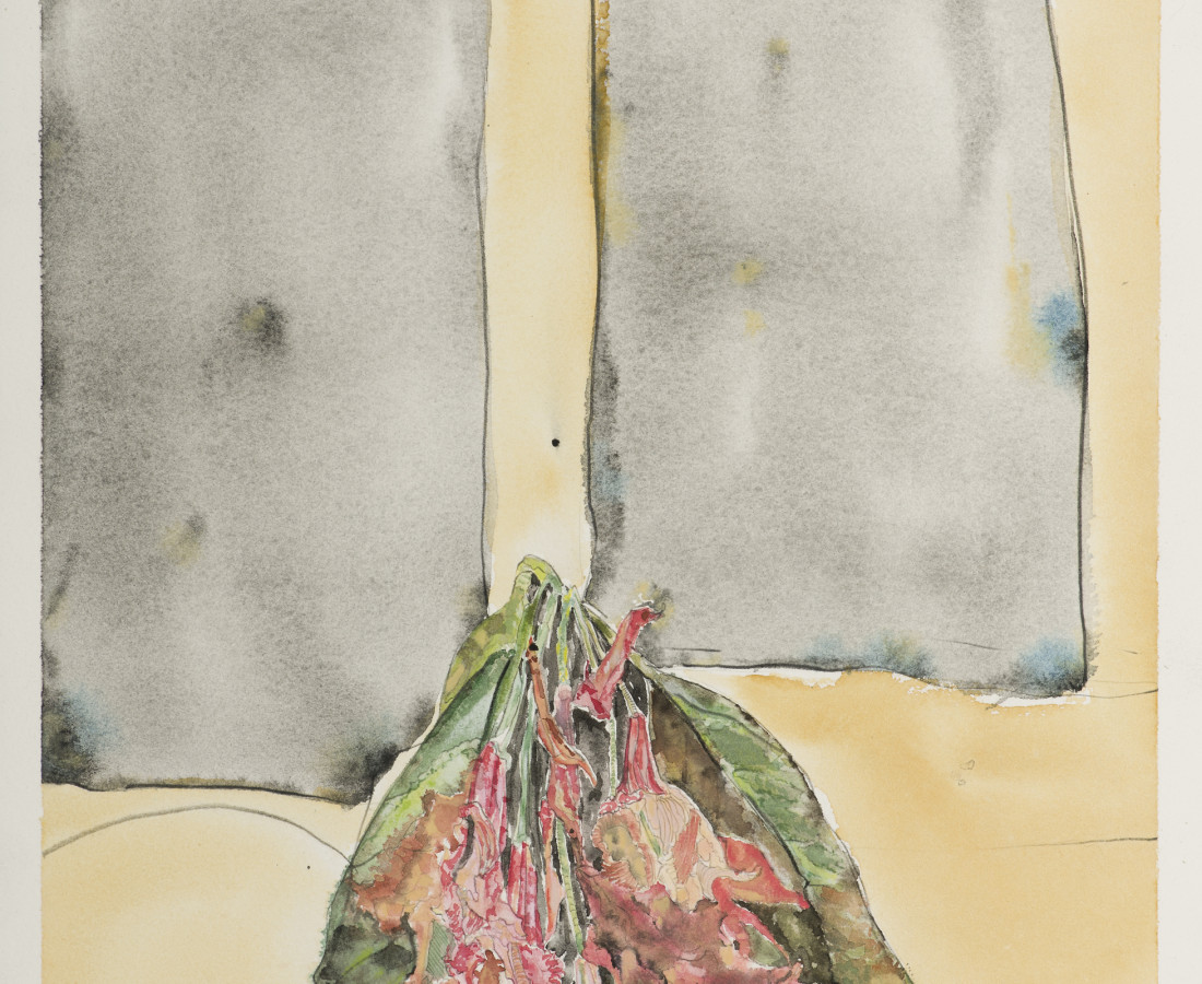 Kris Hargis, Rhododendron and Cereum, 2020