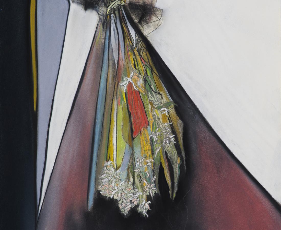 Kris Hargis, A February bouquet, 2020