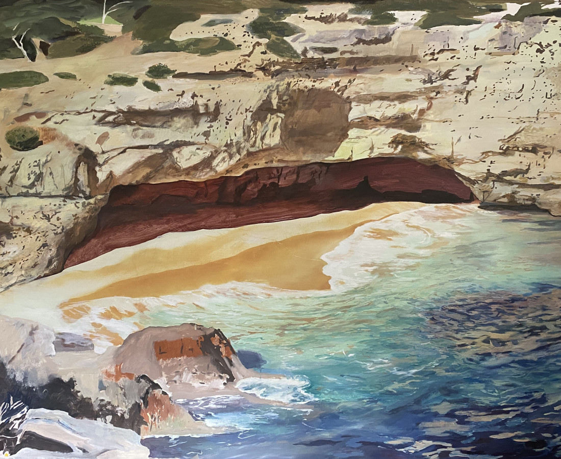 Holly Osborne, Beach Cave