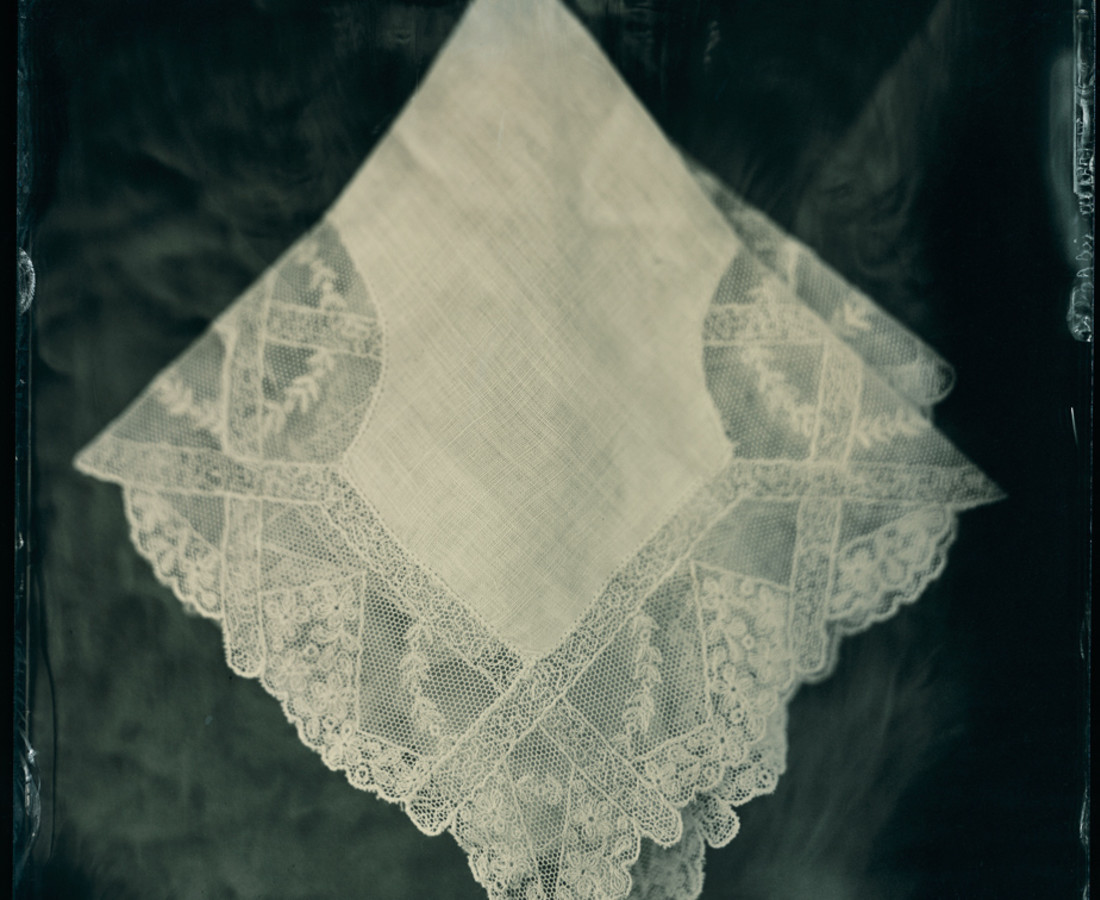 Susan Seubert, Handkerchief 14, 2019