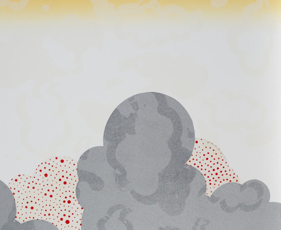 Yoshihiro Kitai, Conflux 6 (Crow's Shadow), 2019