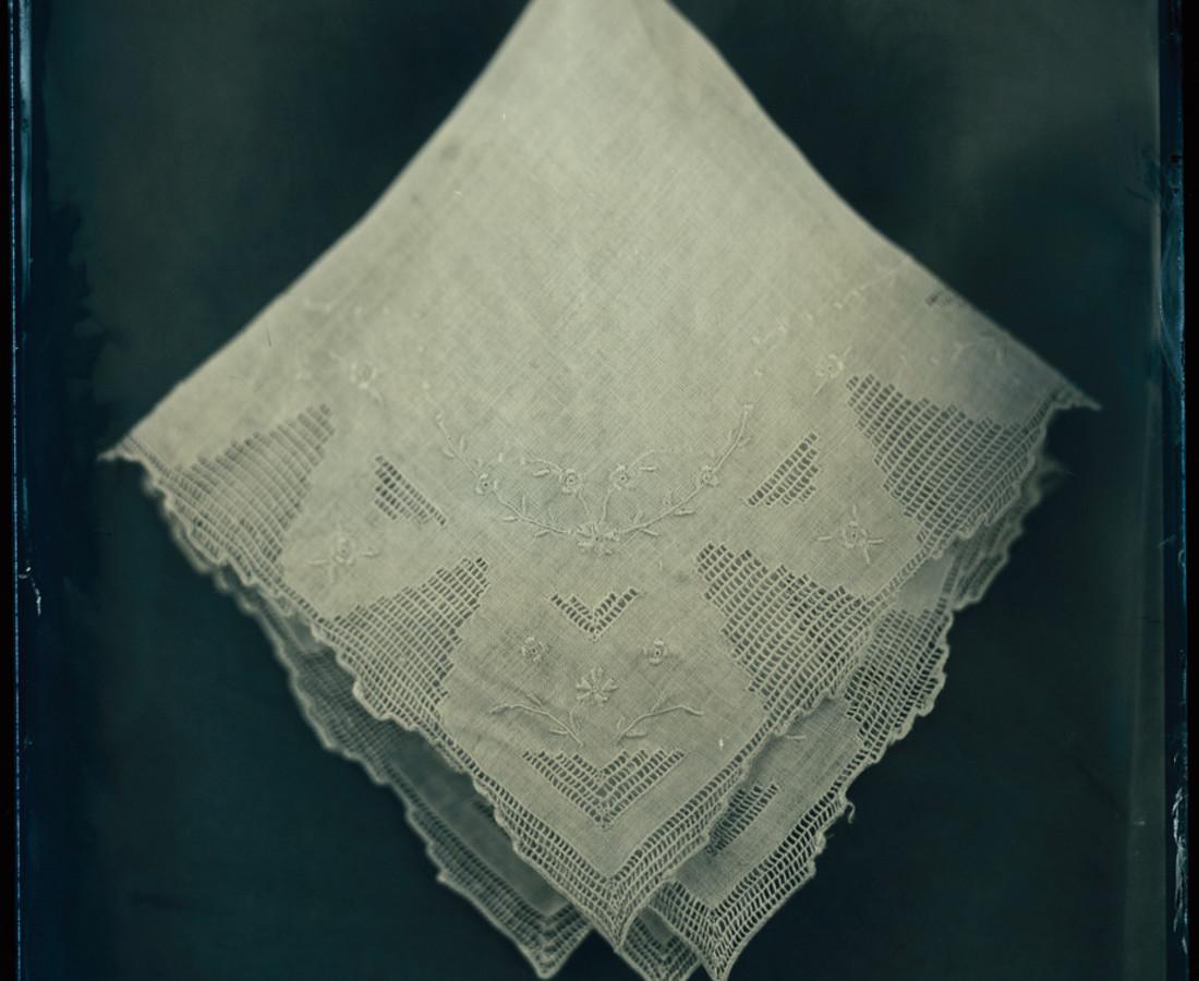 Susan Seubert, Handkerchief 9, 2019