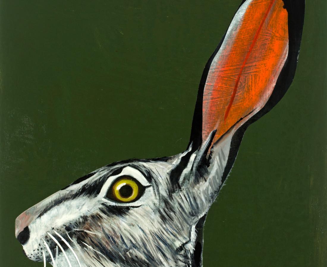 Matthew Dennison, Jack Rabbit, 2020