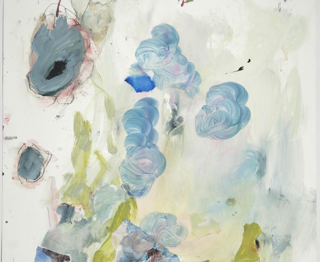 Terrell James, Blue Rose, 2017-2020