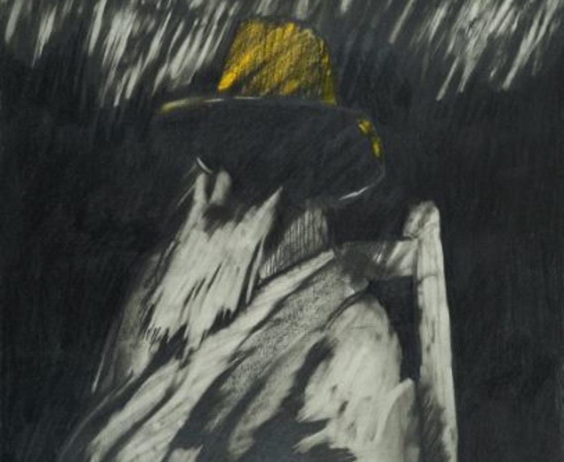 <span class=&#34;artist&#34;><strong>Rick Bartow</strong></span>, <span class=&#34;title&#34;><em>Monet I</em>, 1979</span>