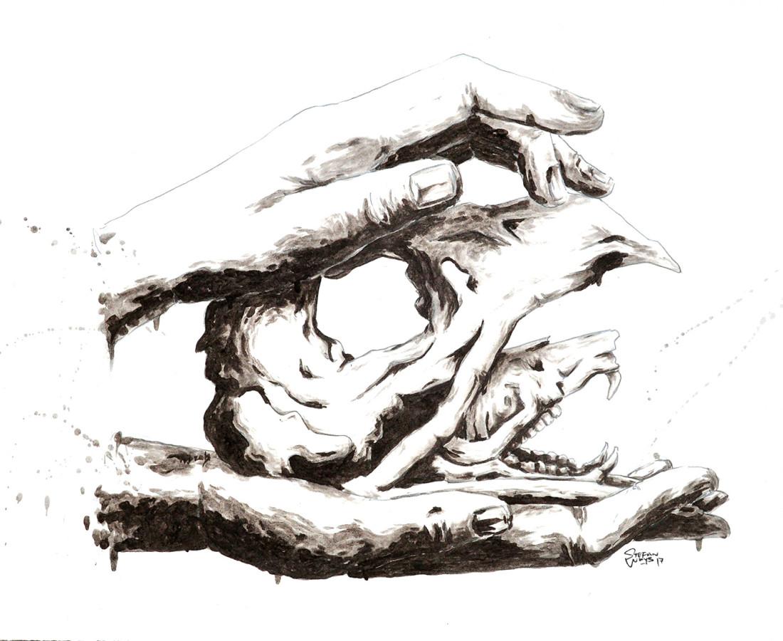 Stefan Ways, The Unseen, 2017