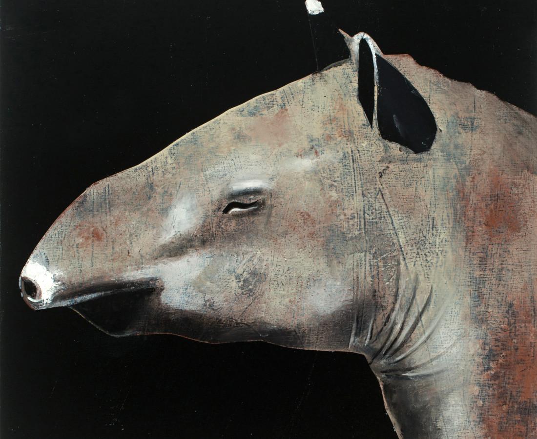 Matthew Dennison, Tapir, 2020