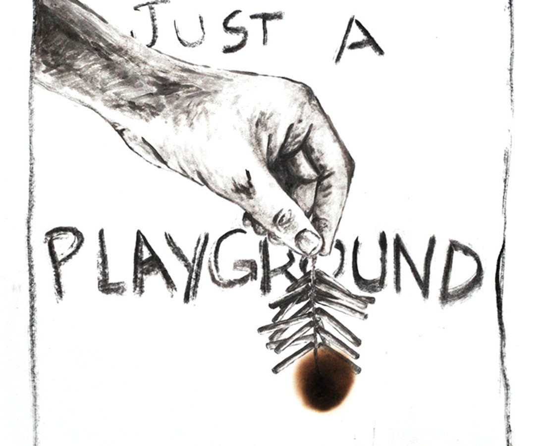 Stefan Ways, Just a Playground, 2018