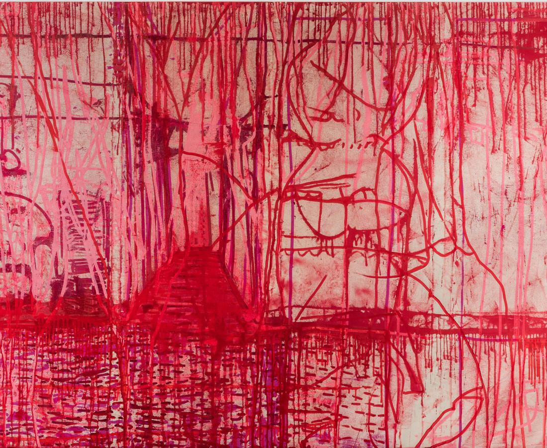 <span class=&#34;artist&#34;><strong>Victor Maldonado</strong></span>, <span class=&#34;title&#34;><em>Sala Roja</em>, 2018</span>